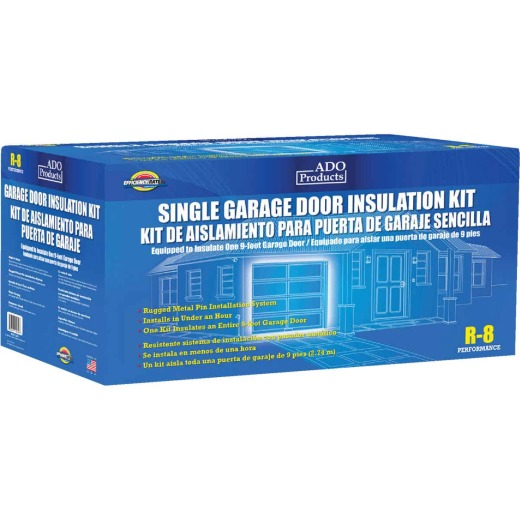 ADO 7 Ft. Or 8 Ft. Garage Door Insulation Kit