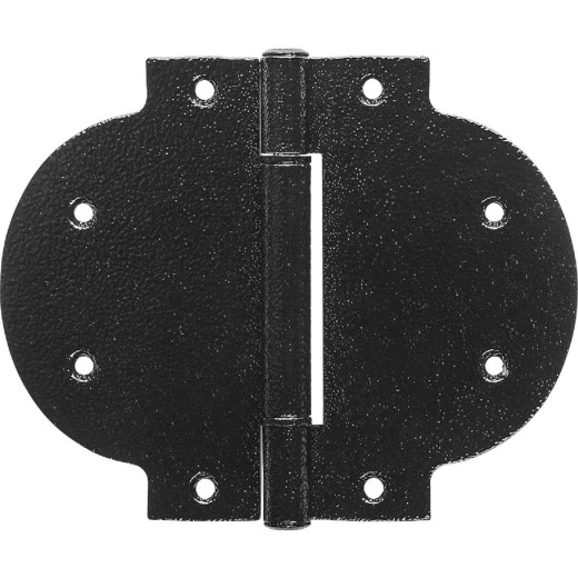 National Heavy-Duty Black Arch T-Hinge