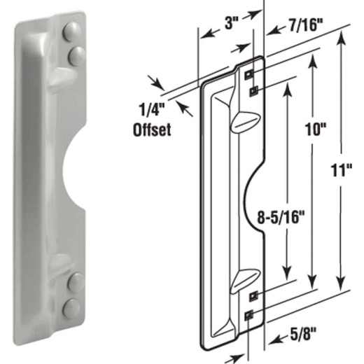 Defender Security Lock Protector Latch Guard