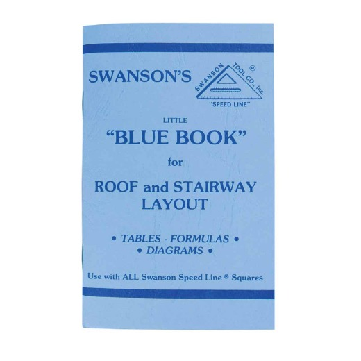 Swanson Rafter Square Book