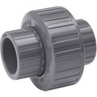 B&K 1-1/4 In. Solvent Schedule 80 PVC Union Image 1