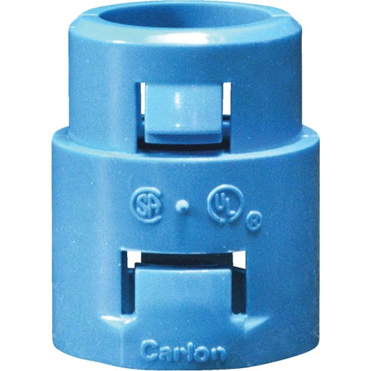 Carlon 1/2 In. ENT End Adapter