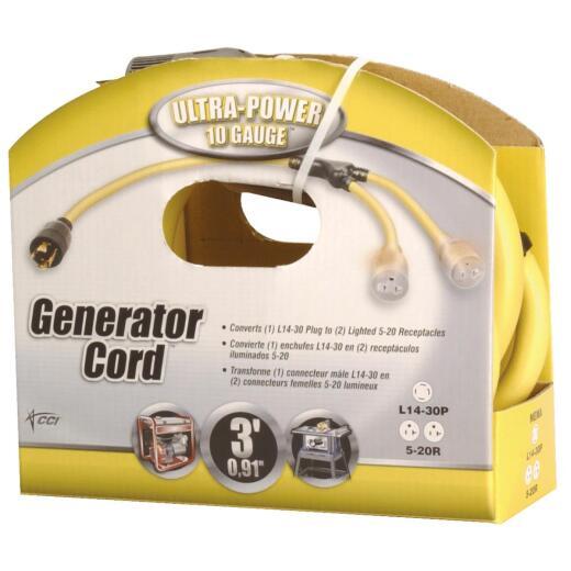 Extension & Generator Cords
