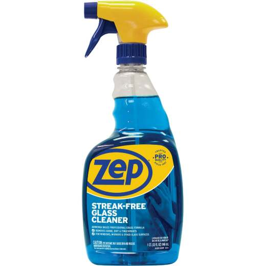 Zep Commercial 32 Oz. Heavy-Duty RTU Glass Cleaner