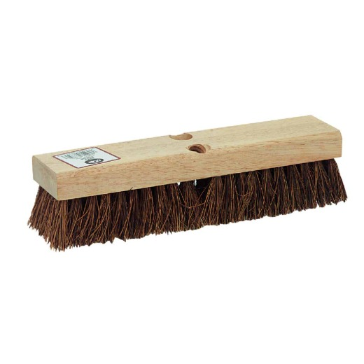 DQB 12 In. Deck Scrub Brush
