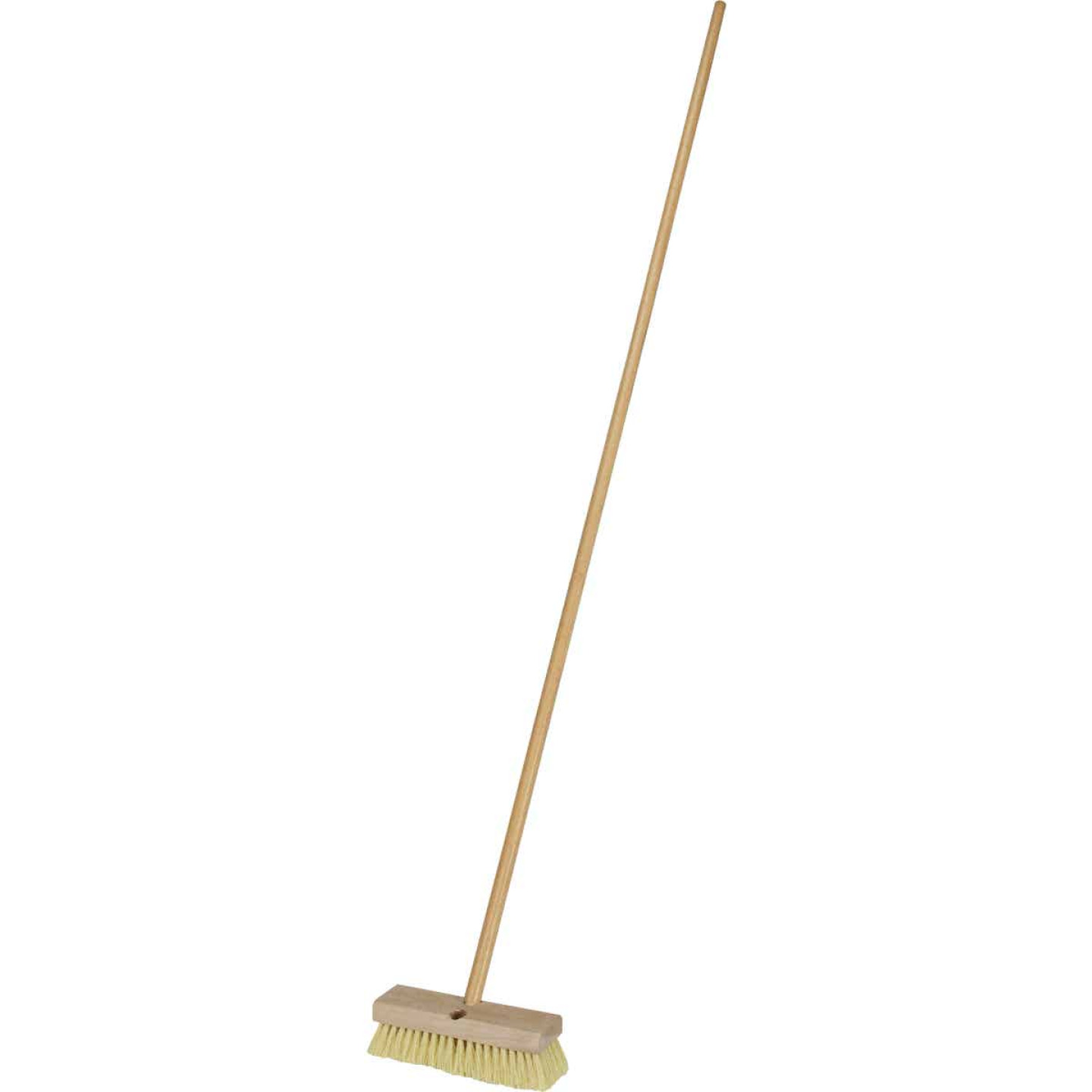 DQB 10 In. Deck Scrub Brush Image 2