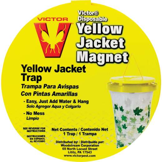Victor Yellow Jacket Magnet Disposable Yellow Jacket Trap